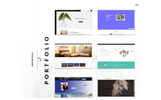 Freelancer Web Designer - Responsive Muse Template