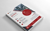 World Business Flyer Corporate Identity Template
