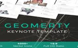 Geometry Keynote Template Keynote Template