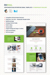 RKMail - Responsive Multipurpose Email Template + Stampready Builder Newsletter Template