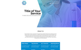 Medical Clinic&Hospital Muse Template