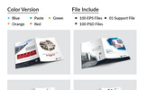 20 Presentation Folder Bundle