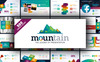 Multipurpose Business Infographic Presentation - PowerPoint Template Big Screenshot