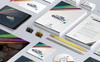 Stationery Mega Branding - Corporate Identity Template Big Screenshot