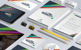 Stationery Mega Branding - Corporate Identity Template