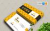 Stationery Mega Branding Identity Design For Fast Food Agency or Company Bundle Big Screenshot