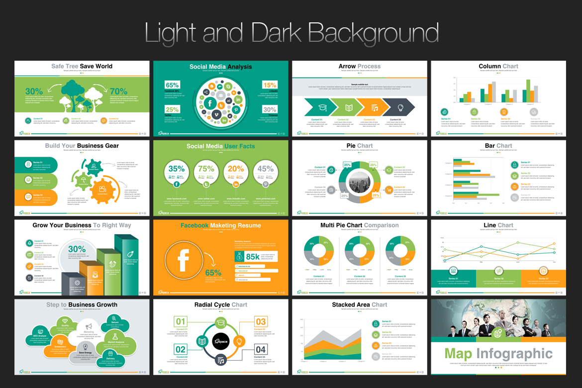 Startup business presentation powerpoint template 67446 startup business presentation powerpoint template big screenshot zoom in live demo cheaphphosting Gallery