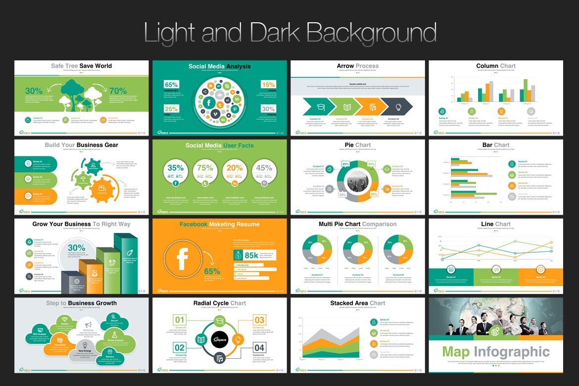 Startup business presentation powerpoint template 67446 startup business presentation powerpoint template big screenshot zoom in live demo flashek Images