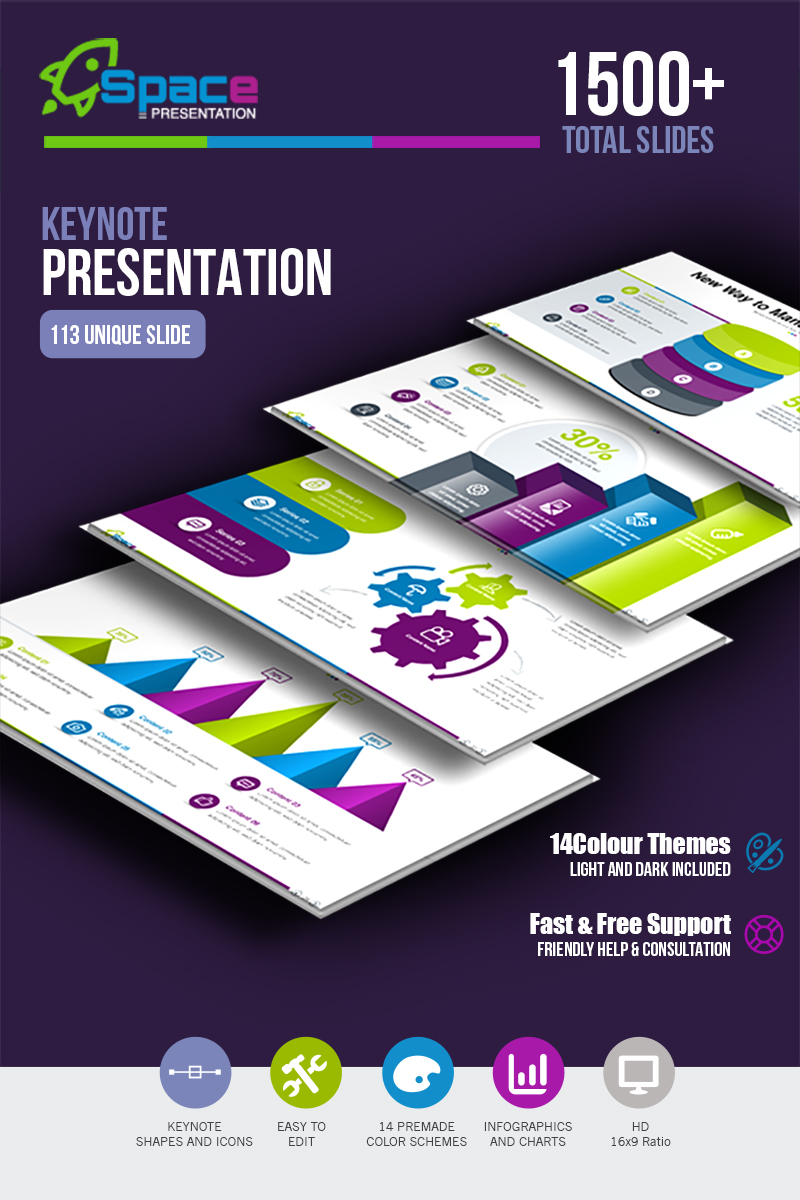 pitch presentation template