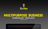 Business Presentation | Animated PPT and PPTX PowerPoint Template