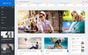 News 24x7 - Trendy Blog, News & Magazine Website Template Big Screenshot