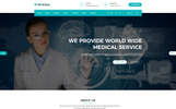 Szablon PSD Medical Health #66337