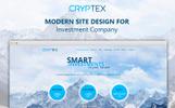 Cryptex PSD Template