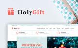 PrestaShop Thema over Geschenken winkel
