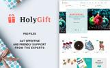 HolyGift PrestaShop Theme
