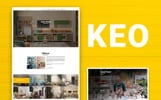 KEO - 16 in 1 Powerful Complex Multipurpose WordPress Theme