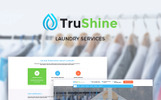 TruShine Laundry Service WordPress Theme