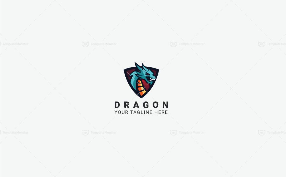 Dragon - Logo Template #66477