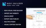 Novi - Visual Page Builder JavaScript