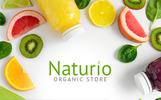 Naturio Gıda Deposu WooCommerce Teması