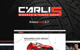 Carlis - Wheels & Tires Shop PrestaShop Theme