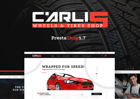 Carlis - Wheels & Tires Shop