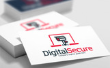 Digital Security   Security Camera   WebCam Logo Template