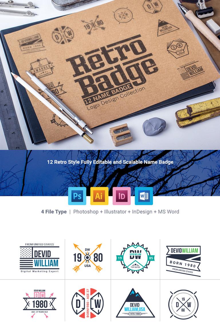 Plantilla de Conjunto de Logotipos #66765 para Sitio de Estudios de ...