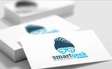 Smart Geek Fashion - Logo Template