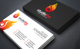Flame Fire - Logo Template