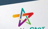 Star Symbol - Logo Template