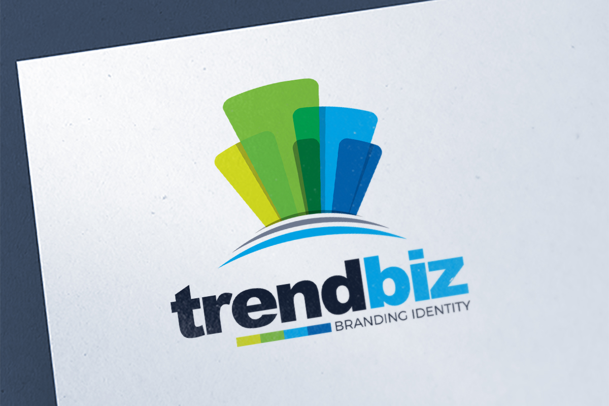 Business building business growth design trend logo template business building business growth design trend logo template big screenshot flashek Images