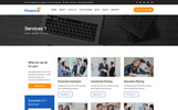 Responsive Joomla Template over Adviesbureau