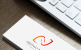 Line Abstract Creative Logo Template