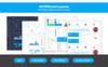 """Adminbereich Vorlage namens """"Strot Admin - Responsive Dashboard"""" Großer Screenshot"""