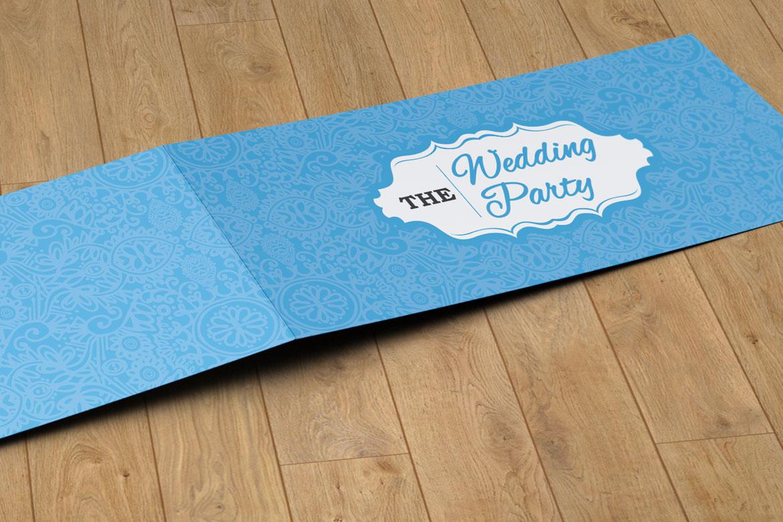Floral Wedding Invitation Card Design | You Are Invited | Wedding ...