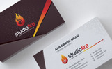 Business Card - Corporate identity-mall