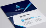 Business Card - Márkastílus sablon