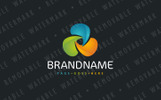 Social Speech Logo Template