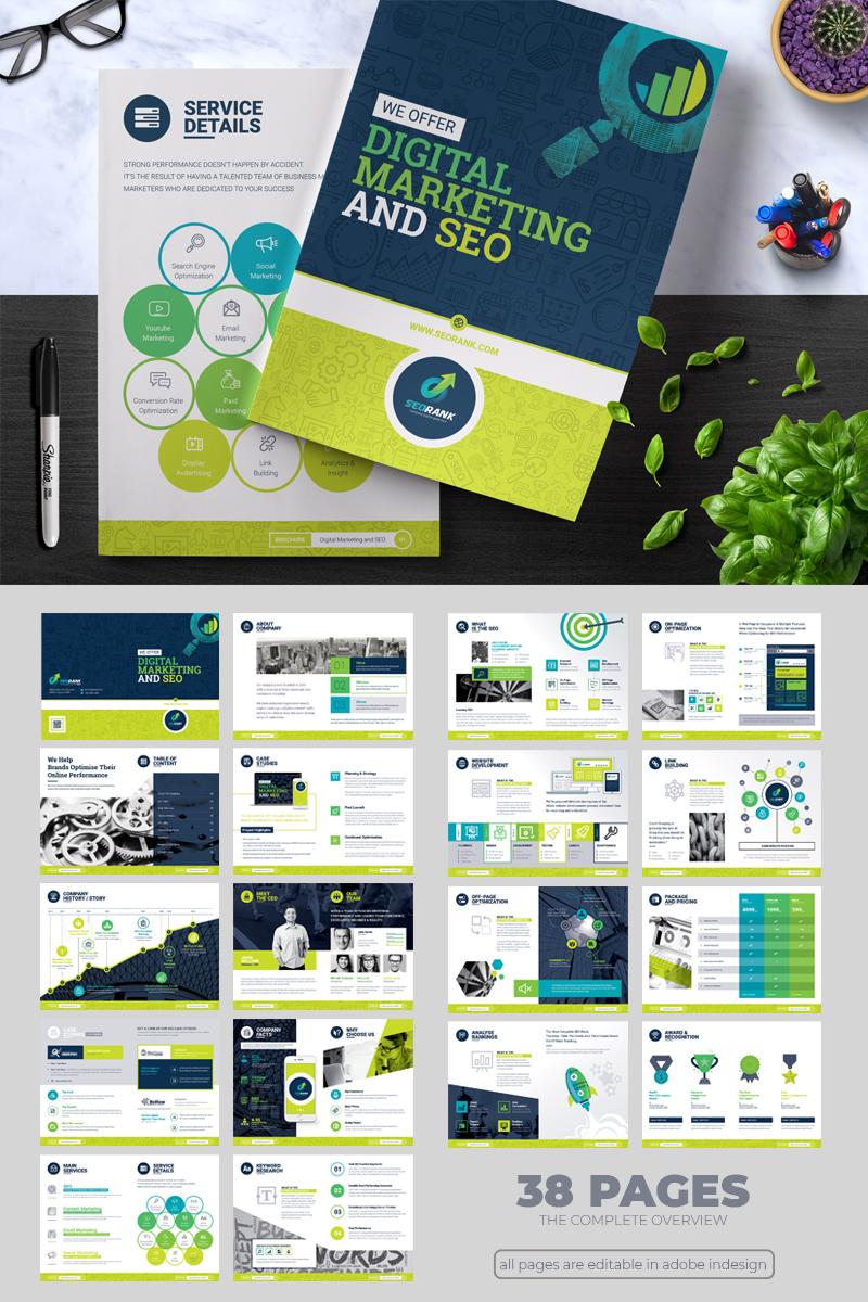 Plantilla de Identidad Corporativa #67491 para Sitio de Graphics