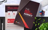 StudioStar Business Bi-Fold - Corporate Identity Template