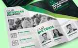 Tri-Fold Brochure - Corporate Identity Template
