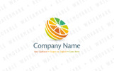 Spectrum of Vitamins Logo Template