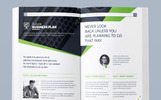 Company Business Brochure InDesign - Corporate Identity Template