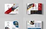 10 Bi-Fold Brochure Bundle