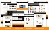 Bit Munt - Bitcoin Crypto Currency PSD Template