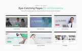 BoostUp Business Consulting WordPress Theme