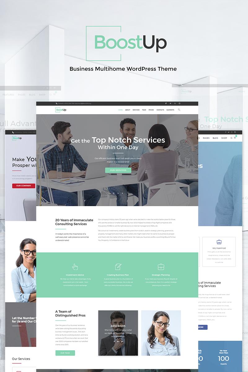 WordPress Theme #66772 für Beratung