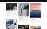 ARC - Creative Agency, Corporate and Portfolio Multi-purpose Website Template