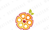 Fruit Revolver Logo Template